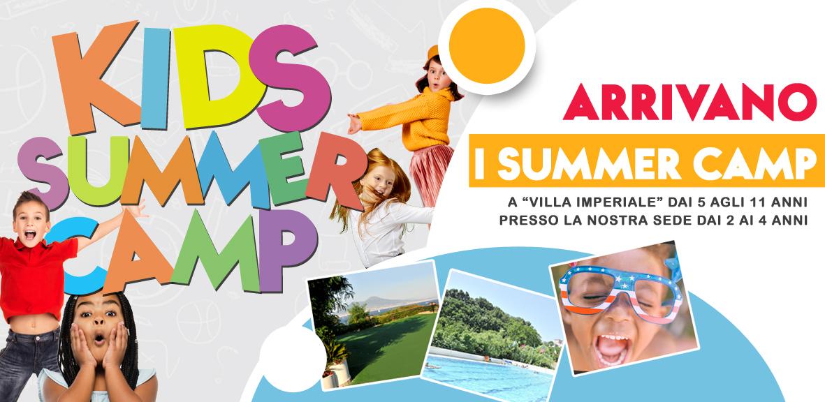 summer camp napoli
